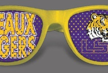 Game Day Glasses / by Miss Fanatic Apparel