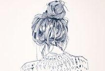 Art & illustrations.