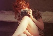 Redhead photography. / Love being a redhead  / by Danielle Nydam