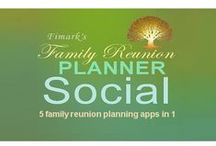 Family Reunion App / Complete family reunion planning web app works from your browser. Includes step by step event planning checklists, guides you through from updating contacts, taking surveys looking up event locations, designing t-shirts, selling tickets, taking donations, sending Invitations, logging RSVP Status,  using worksheet and spreadsheets and more. Details at http://family-reunion-planner.fimark.net/index1.html