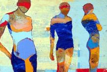 Classroom - Figurative Painting / by Mary Briden