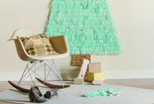 Christmas - Trees / Christmas tree decorations and inspiration. / by Cathie Toshach   tinsel + trim