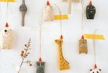 Christmas - Felted Holidays / by Cathie Toshach   tinsel + trim