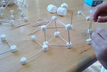 DIY: Q for Q-tips (and toothpicks) / A collection of craft ideas requiring Q-tips (Part of my A to Z boards of fun activities and crafts for kids https://www.pinterest.com/NathaliePrezeau/diy-a-to-z-fun-for-kids/)