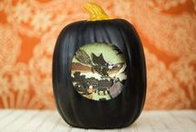 Halloween - Crafts Projects / by Cathie Toshach   tinsel + trim
