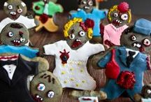Halloween - Treats / by Cathie Toshach   tinsel + trim