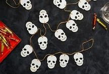Halloween - Decor / by Cathie Toshach   tinsel + trim