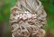 Rose gold wedding bridal hair accessories handmade - by Kathleen barry - jewellery jewelry / This is a collection of custom order handmade rose gold accessories that I have designed and made for brides and other special occasions. Handmade Bridal hair accessories and jewelry - shipping worldwide  International sales on Etsy  - https://www.etsy.com/shop/KathleenBarryJewelry - SA online shop is www.kathleenbarry.co.za