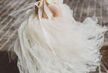 White / White wedding inspiration