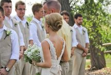 Dream wedding  / by Alana Leggett