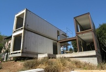 Architecture- Containers / Buildings made from ISO shipping containers