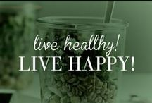 Live Healthy! Live Happy! / Healthy living leads to happy living! We love finding new resources, apps, recipes, food serving ideas, tips, tricks, and ideas for happy, healthy living in a busy world. #LaurensHope #Healthy #Health #Recipes #Nutrition  / by Lauren's Hope
