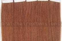 Tape Hair Extensions / Tape Hair Extensions - 100% Remy Premium quality Tape in hair extensions lasts longer.