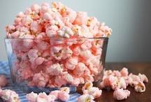 Popcorn (our fav snack) / by Becki Dennis