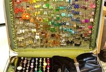 Display Ideas / Display ideas for art markets, craft shows, trunk shows and boutiques. / by Tressa Procter-King