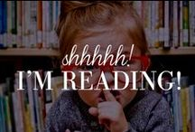 Shhh! I'm Reading! / We love curling up with a good book! On the Shhh! I'm Reading! board from Lauren's Hope, you'll find best sellers, little-known authors, classics, and even kids' books! Happy reading! #LaurensHope #Read #Reading #Books #Authors / by Lauren's Hope