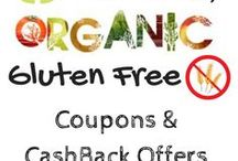 Organic Coupons / Live a more natural and organic lifestyle and safe money while doing it with these organic coupons!