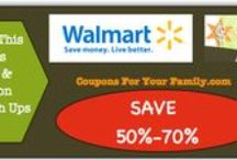 Coupon Matchups / Check out the weekly deals using sales and coupons at Grocery Stores, National Stores and Drugstores