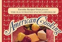 Cookbooks I Own