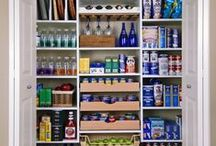 Organized Home / by Hillary Humberson | Author, Photographer, Gardener, Bible Study AND Food Junkie!