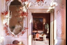 BEAUTIFULLY BIZARRE / Interior design | details | opulence | barroque