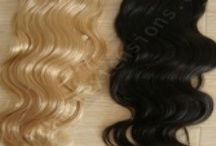 Skin Weft Hair / Skin Weft Hair - These 100% Human Hair Skin Weft Extensions are Made With PU Skin Base and lasts longer.