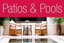 Refreshing Patios & Pools / by EWM Realty International