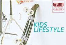 Kids Lifestyle / Youth is all about expression, and a room is a sacred temple to do so. / by EWM Realty International