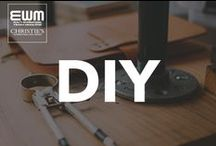 DIY / Where real estate and creativity merge to give you the best #decor solutions. / by EWM Realty International