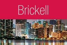 Brickell / Beautiful, Luxury Homes from Miami's iconic Brickell / by EWM Realty International