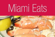 Miami Eats / by EWM Realty International