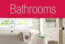 Beautiful Bathrooms / by EWM Realty International