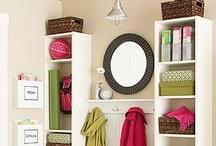 Organizing / Storage Ideas / by Becki Dennis