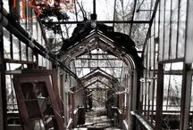 Beautiful Decay / Decayed buildings | ruins | beaty | the layers of life