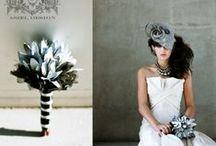 modern / weddings | flowers | modern | contemporary
