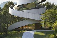 Amazing buildings / architecture | Europe | imagination