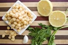 Hummus, salsa & guacamole / by Becki Dennis
