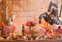Circus / Circus Wedding Inspiration