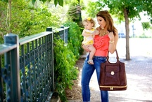 Diaper Bag Dapperbag! / by Hillary Humberson | Author, Photographer, Gardener, Bible Study AND Food Junkie!