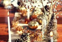 Holiday Table Settings / by Christmas Tree Market