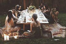 BOHO / Bohemian style | wedding inspirations