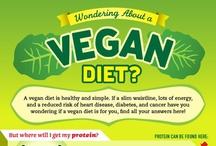 Vegan / Vegetarian / by Becki Dennis