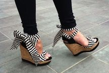 Shoes are a girls best friend.
