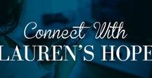 Connect With Lauren's Hope