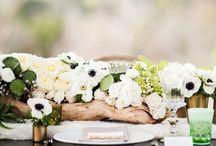 Wood tones / wood | natural | organic | wedding | rustic | stump | branch