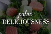 Paleo Deliciousness / by Lauren's Hope