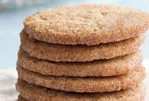 Cookie Recipes - Diabetic Connect / Who said diabetes friendly desserts had to be boring? Treat yourself to our wonderful list of delicious diabetic cookie recipes. These tasty morsels are sure to be a hit at your next gathering.  / by Diabetic Connect