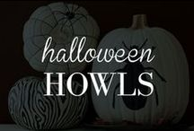 Halloween Howls / Fall brings fun, fashion, and fragrance! With so many delicious recipes and decor ideas as we head toward Halloween, September and October are the perfect time for baking and crafting!  #baking #craft #recipe #idea #Halloween #pumpkin #decor #jack_o_lantern #ghost #haunt #fall #autumn / by Lauren's Hope