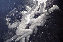 water life / Submerged | water art | photography