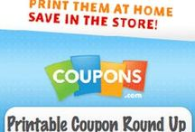 Printable Coupons for FREE / Printable Coupons change sometimes by the minute! Make sure to check this board for some of the newest coupons available!